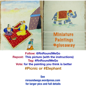 Miniature Painting Giveaway