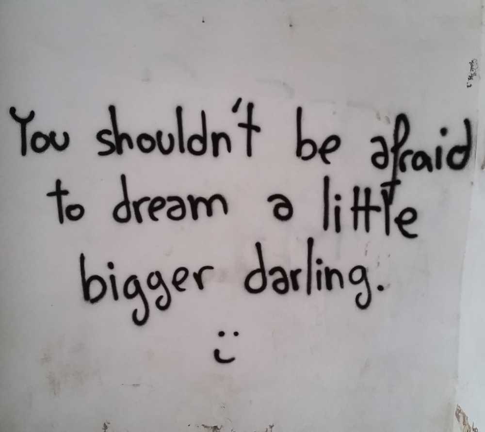 DreamALittleBigger